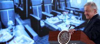 总统专机没人买 墨西哥总统考虑抽奖卖专机